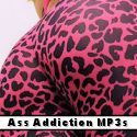 Ass Addiction Training MP3 Game