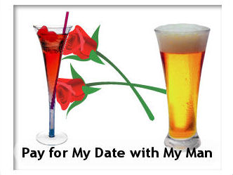 Pay for My Date with My Man