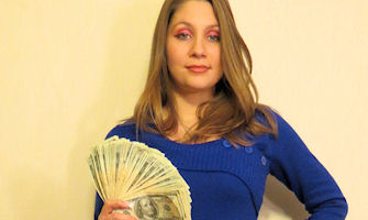 Greedy Goddess Cash Surrender PPV
